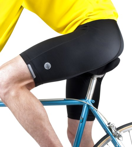 Men's Top Shelf Bike Shorts Cycling Short - Long Distance - Made in USA