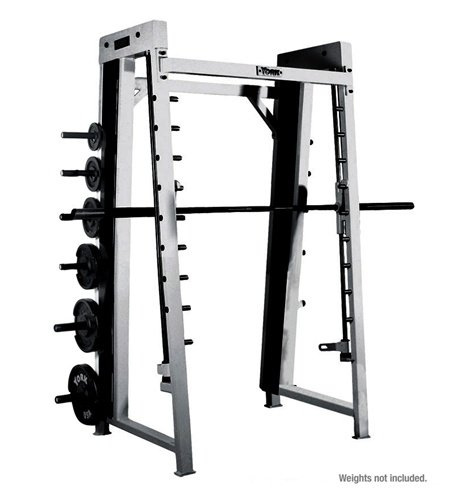 ST Counter Balanced Smith Machine - Silver