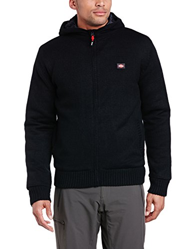 Lee Cooper-Giacca foderata Men's, Nero
