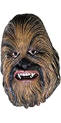 Rubie's Costume Co Chewbaca 3/4Vinyl Msk-Chd Costume