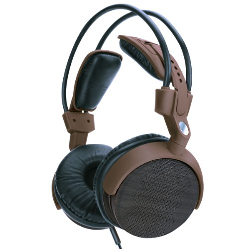 Gogroove Audiolux Wdx Hi-Fi Over-Ear Custom Headphones - Premium Acoustic Sound , Comfortable Fit Headband Supprt & Hemp Carrying Bag - Works With Apple Iphone 5S , Samsung Galaxy S5 Prime , Note 3 , Htc One M8 And More!
