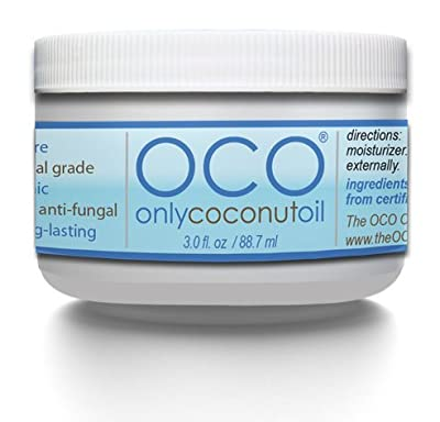OCO® (Only Coconut Oil) - The 100% Absolutely Pure, Multi-use Moisturizer
