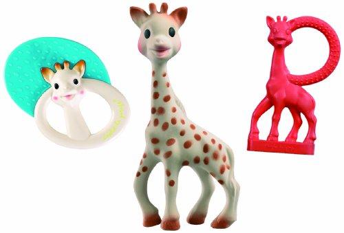 Vulli - Juego de accesorios para recién nacido Sophie la jirafa