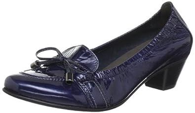 Gabor Shoes 6140396, Damen Pumps, Blau (pazifik), EU 35 (UK 2.5) (US 5)