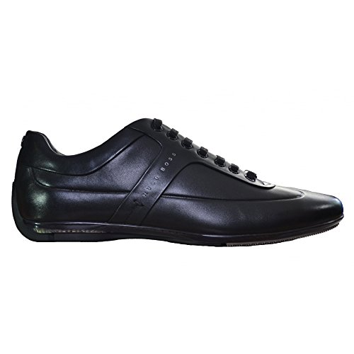 Boss Sporty Low Mercedes Benz Collection Herren Sneaker Schwarz thumbnail