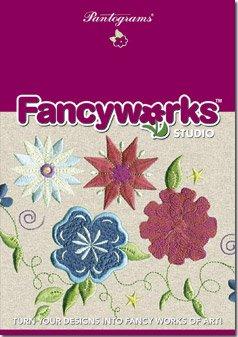 FANCYWORKS Embroidery Machine Digitizing Software