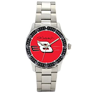 Dale Earnhardt Jr Steel Band Coach Watch by Game Time