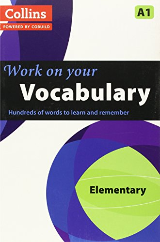 Vocabulary: A1 (Collins Work on Your...)