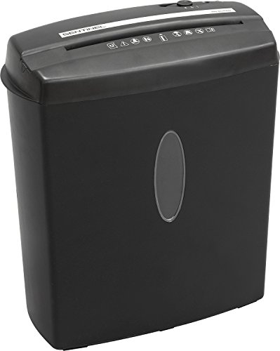 Sentinel 12-Sheet High Security Cross-Cut Paper/Credit Card Shredder with 3.3 Gallon Waste Basket ( FX121B ) (Paper Shredder 12 Sheet compare prices)