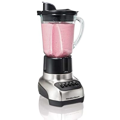 Hamilton Beach 54229 700W 40 Oz Wave Power Plus Smoothie Blender Frozen Drink