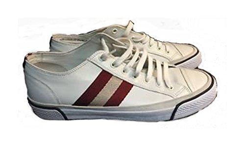 bally-mens-shoe-white-calf-plain-size-11