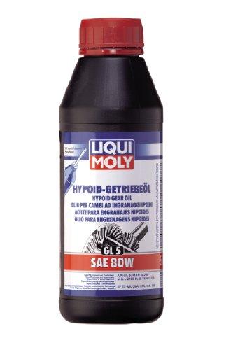 Liqui Moly 1402 GL 5 SAE 80 W Hypoid Gear Oil