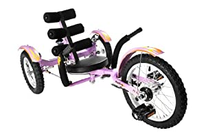 Mobo Mobito Ultimate Three Wheeled Cruiser by Mobo