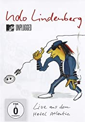 Udo Lindenberg - MTV Unplugged: Live aus dem Hotel Atlantic [2 DVDs]