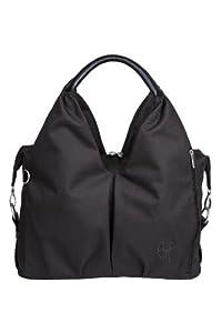 Lässig Changing Bag Green Label Neckline Bag (Black) by Lässig