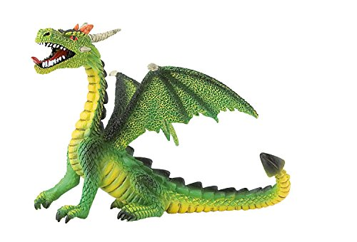Bullyland Fantasy: Sitting Green Dragon