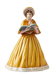 Royal Doulton Pretty Ladies Fourth Day of Christmas Figurine