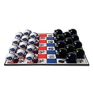 Tennessee Titans Checker Set by Rico