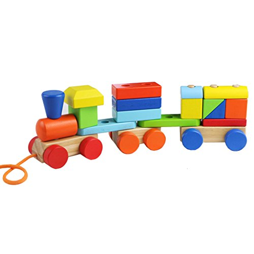 acooltoy-wooden-pull-along-string-rope-and-shape-sorter-puzzle-for-kids-early-education-train