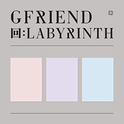 CD : GFRIEND - Labyrinth (random Cover)