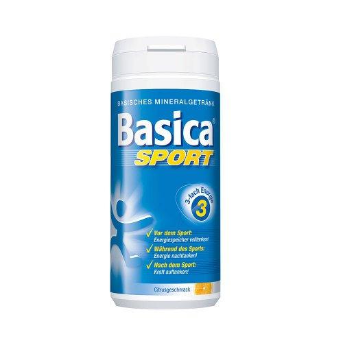 BASICA Sport Pulver 240 g Pulver