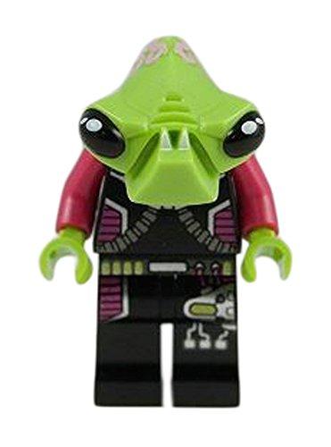 LEGO Alien Pilot Minifigure: Lego Alien Conquest - 1