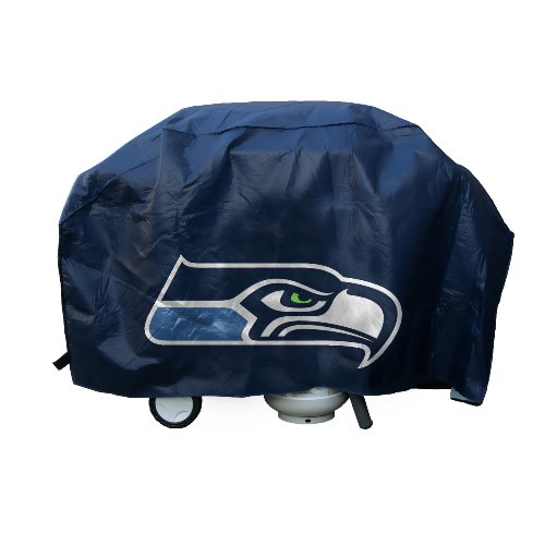 Nfl Seattle Seahawks Deluxe 68-Inch Grill Cover