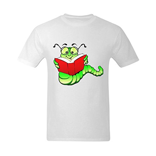 yvonger-mens-funny-worm-love-reading-book-tshirts-medium