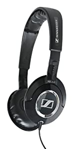 Sennheiser HD228 Closed Back Headphone Optimized for iPod/iPhone/MP3/and Music Players (Discontinued by Manufacturer)