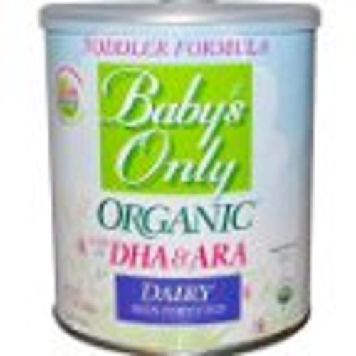 Baby's Only Organic Toddler Dairy Formula with DHA & ARA - 12.7 oz - 6 pk Gift - 1