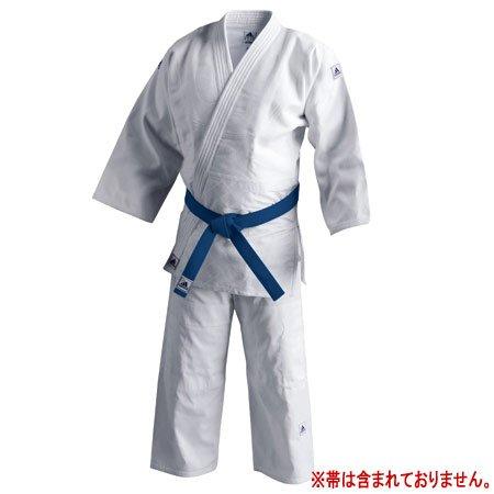Adidas (adidas) Judo wear J500 190 and down set (no band) (160-200 cm)