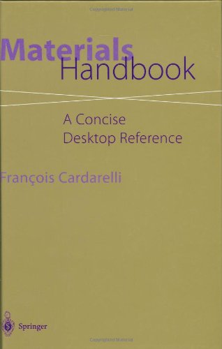 Materials Handbook-A Concise Desktop Reference