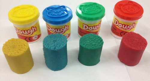 Dough Party (4 pcs in 1 package)