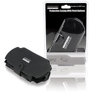 König - Étui de protection pour Sony PSP Lite (Import Allemagne)