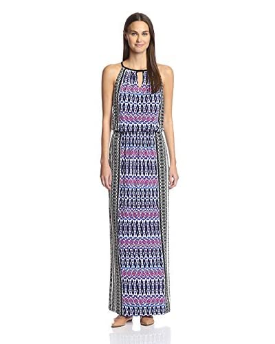 London Times Women's Sleeveless Maxi