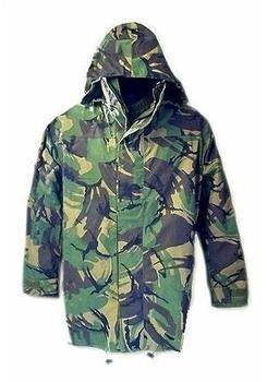 Goretex Rain Jacket Genuine British Army Surplus Dpm