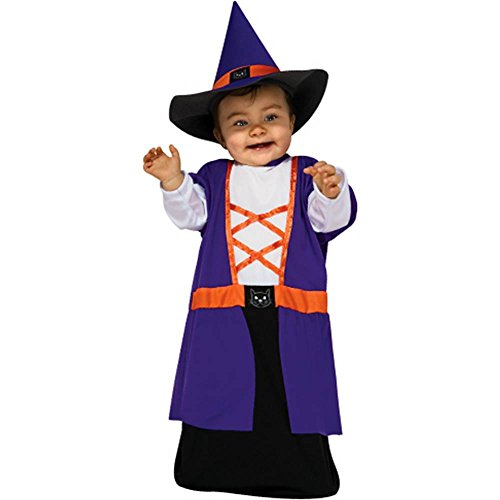Witch Baby Bunting Costume - Newborn