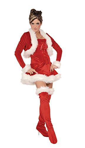 Underwraps Women's Miss Clause