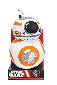 Joy Toy - 1500084 - Peluche - Star Wars BB-8 - 25 cm - Multicolore