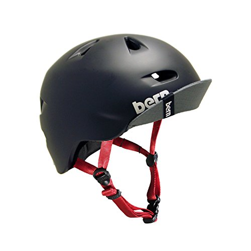 Bern-Unlimited-Mens-Brentwood-Certified-Bike-Helmet-Zipmold-Technology-Flip-Visor-Reflective-Logos-Performance-Liner-and-Adjustable-Dial-for-Customized-Fit