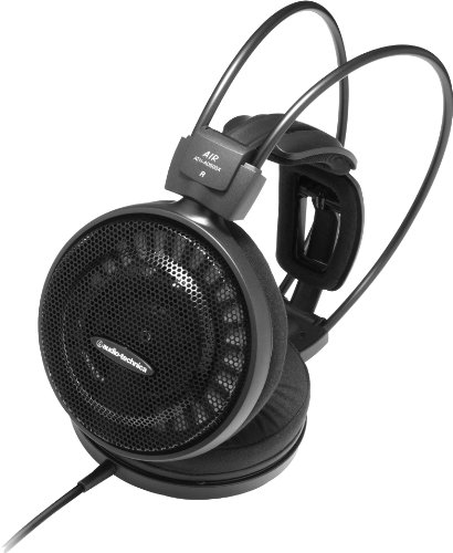 AudioTechnica ATH-AD500X On-Ear Headphones