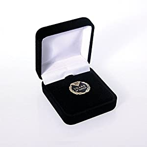 Anniversary Lapel Pin - Diamond Laurel - 30