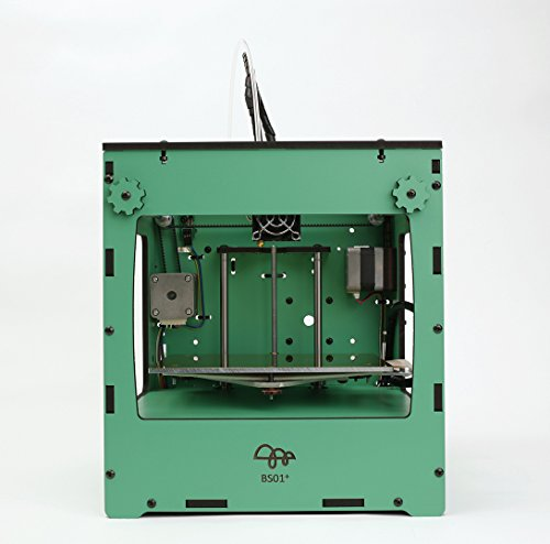 BONSAI LAB 3Dプリンタ BS01+ (ABS/PLAキット)コバルトグリーン