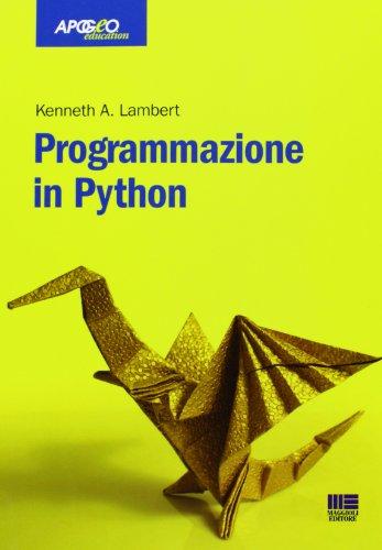 Programmazione in Python PDF