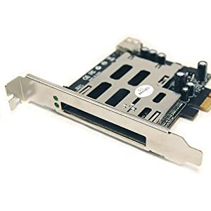 PCI-Express to ExpressCard adapter