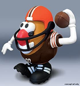 NFL Cleveland Browns Mr. Potato Head