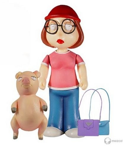 Picture of Mezco Family Guy Figures Series 2: Meg (B0006DNSZU) (Mezco Action Figures)