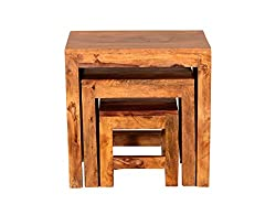Ringabell Ring1150000120 Nesting Tables (Mahogany)