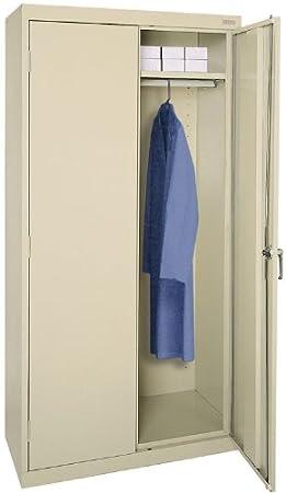 """36"""" x 24"""" x 72"""" Wardrobe Cabinet LBA378"""
