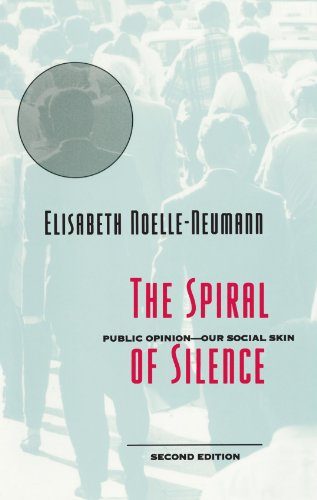 The Spiral of Silence: Public Opinion-Our Social Skin